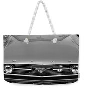 1966 Ford Mustang Front End Weekender Tote Bag