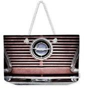 1966 Plymouth Barracuda - Cuda - Emblem Weekender Tote Bag