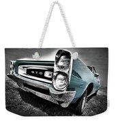 1966 Pontiac Gto Weekender Tote Bag