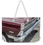 1967 Ford Fairlane 500xl Weekender Tote Bag