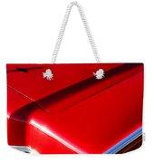 1967 Lincoln Continental Hood Ornament Weekender Tote Bag