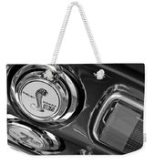 1968 Ford Mustang - Shelby Cobra Gt 350 Taillight And Gas Cap Weekender Tote Bag