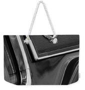 1969 Cadillac Eldorado Emblem Weekender Tote Bag