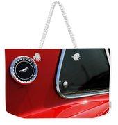 1969 Ford Mustang Mach 1 Weekender Tote Bag
