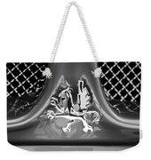 1969 Iso Grifo Grille Emblem Weekender Tote Bag