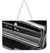 1970 Dodge Charger R/t Weekender Tote Bag
