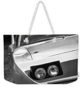 1970 Plymouth Road Runner Superbird Weekender Tote Bag