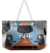 1970 Porsche 917 Kh Coupe Weekender Tote Bag