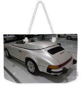 1987 Porsche 911 Carrera 3.2 Speedster Studie Weekender Tote Bag