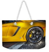 2013 Lamborghini Adventador Lp 700 4 Weekender Tote Bag