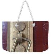 2656-door Weekender Tote Bag