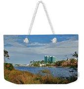 5 Oclock On Cotton Bayou Weekender Tote Bag