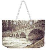 5 Span Bridge Weekender Tote Bag