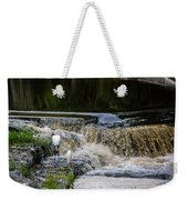 1 500th Of A Second Weekender Tote Bag