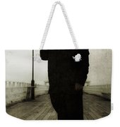 50s Detective Smoking Pipe Weekender Tote Bag