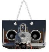 A-10 Warthog Weekender Tote Bag