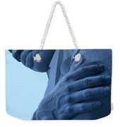 A Blue Martin Luther King - 2 Weekender Tote Bag