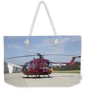 A Bo 105pah Helicopter Of The German Weekender Tote Bag
