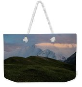 A Couple Of Mountaineers Weekender Tote Bag