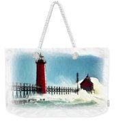 A Day At The Coast Weekender Tote Bag