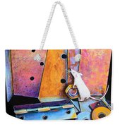 A Different Angle Weekender Tote Bag