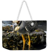 A Great Catch Weekender Tote Bag