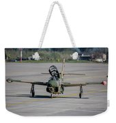 A Hellenic Air Force T-2 Buckeye Weekender Tote Bag