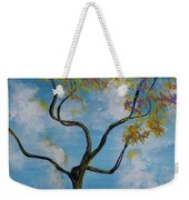 A Little All Over The Place Weekender Tote Bag