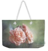 A Moment Of Romance Weekender Tote Bag