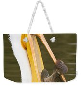 A Mouthful Weekender Tote Bag
