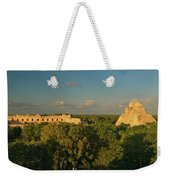 A Panoramic View From Left To Right Weekender Tote Bag