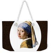 A Pearl Beyond Price Weekender Tote Bag