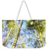 A Quiet Forest Weekender Tote Bag