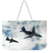A Royal Air Force Hawk  Weekender Tote Bag