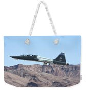 A U.s. Air Force T-38c Taking Weekender Tote Bag