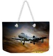 A10 Thunderbolt II Weekender Tote Bag