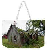 Abandoned Shed Weekender Tote Bag