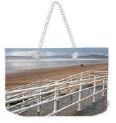 Aberafan Beach Weekender Tote Bag