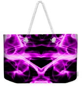 Abstract 126 Weekender Tote Bag
