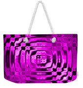 Abstract 134 Weekender Tote Bag