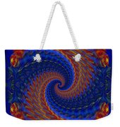 Abstract 142 Weekender Tote Bag