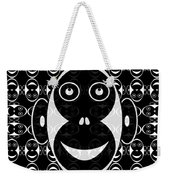 Abstract 145 Weekender Tote Bag by J D Owen