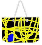 Abstract 231 Weekender Tote Bag