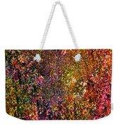 Abstract 295 Weekender Tote Bag