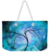 Abstract Landscape Painting Digital Texture Art By Megan Duncanson Weekender Tote Bag