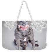 Access To Smart Dog Training Weekender Tote Bag