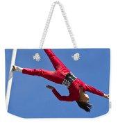 Acrobatic Performance Weekender Tote Bag