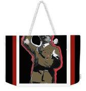 Adolf Hitler Saluting 2 Circa 1933-2009 Weekender Tote Bag