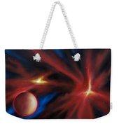 Agamnenon Nebula Weekender Tote Bag