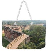 Agra Fort Tourist Destination In India Weekender Tote Bag